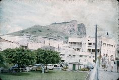 - View of Castle Hill from the Strand, Townsville Mount Rushmore, Photographs, Castle, Australia, Mountains, History, Places, Nature, Travel