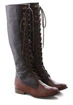 Chocolate Craving Boot | Mod Retro Vintage Boots | ModCloth.com