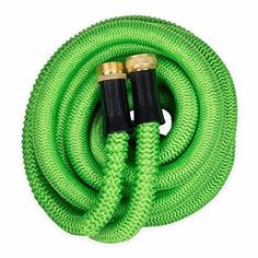 50 Feet Expandable Flexible Garden Water Hose Brass Retractable Watering NEW Love Garden, Water Garden, Garden Hose, Water Hose, Water Pipes, Water Flow, Brass, Ebay, Gardening