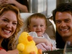 Life As We Know It, one of my favorite movies.  Perfect love story!