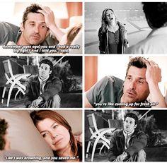 Grey's Anatomy // 11x20 // One Flight Down