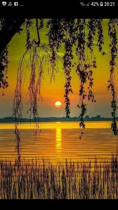 the pleasure is mine - wednesday - Beautiful sunset Amazing Sunsets, Amazing Nature, Beautiful World, Beautiful Images, Beautiful Beautiful, Beautiful Sunset Pictures, Landscape Photography, Nature Photography, Beautiful Sunrise