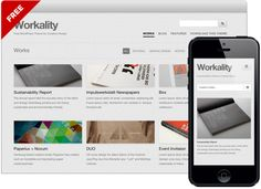 WORKALITY LITE  WP THEME