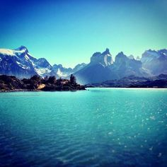 Torres del Paine National Park, Chile. Photo courtesy of kk_pike on Instagram.