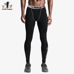 Skinny Pants Men's Clothing Analytical New Mens Long Compression Pants Speed Dry Crossfit Fitness Workout Pants Anti-bacteria Leggings Trousers Drop Ship