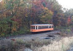 Trolley rides through a beautiful forest are rare. That& why you need to take a weekend to visit to the Ohio Railway Museum in Worthington, Ohio. Dream Vacations, Vacation Spots, Vacation Ideas, Vacation Trips, Cool Places To Visit, Places To Travel, Ohio Destinations, Train Museum, The Buckeye State