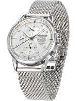 Go back to basics with this beautiful, pared down Ingersoll watch. Columbia, Ingersoll Watches, Watches For Men, Silver, Accessories, Collection, Style, Bracelet Watch, Swag
