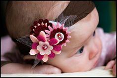 Do It Yourself Baby Headbands   ... Do it yourself (diy) Flower series – baby headband   mypapercrafting