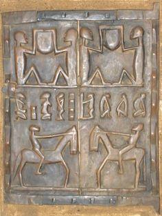 Dogon doors