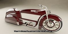 Custom bicycles: Photo
