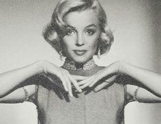 Simon Claridge Marilyn - The Diamond Dust Collection