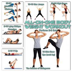 Workout All Over Body Weight (2)