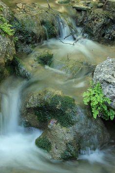 Petaloudes Rhodes Greece Greek Islands, Greece, Waterfall, River, Nature, Outdoor, Rhodes, Greek Isles, Outdoors