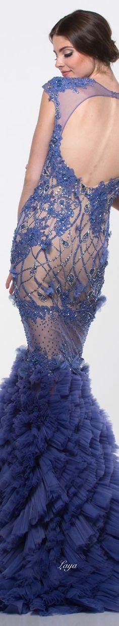 TERANI Couture Evening (Spring-2015)