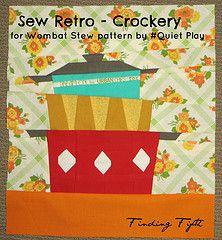 Sew Retro - Crockery by #findingfifth