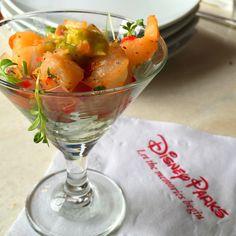 Epcot International Flower & Garden Festival Outdoor Kitchens - Seafood Ceviche