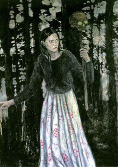 Iris Van Dongen - Into the woods
