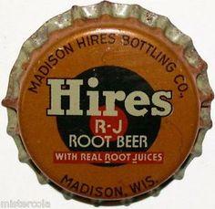 vintage Soda Pop   Vintage-soda-pop-bottle-cap-HIRES-ROOT-BEER-RJ-logo-cork-lined-Madison ...