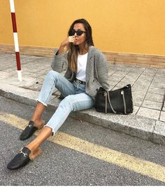 Long Coat Outfit, Today's Outfit, Autumn Street Style, Daily Fashion, Casual Looks, Editorial Fashion, Nice Dresses, Cool Outfits, Fashion Looks