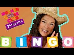 ▶ Bingo - Mother Goose Club Playhouse Kid Video - YouTube