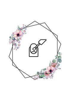 Moda Instagram, Instagram Logo, Instagram Story, Nail Salon Design, Nail Art Salon, Galaxy Wallpaper, Hd Wallpaper, Logo Ig, Nail Designer