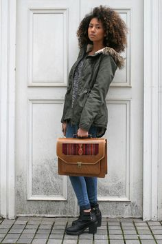 """18-15n-77-30w:  sofxckinluxe:  Beara Beara Leather Satchel Bags, Topshop Boots Boots 