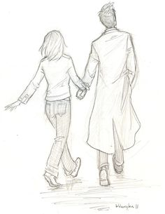 Rose and the Doctor ❤