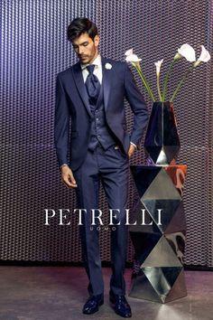 abiti da sposo Petrelli Uomo 2017 - mod-191dr_c-50_classico