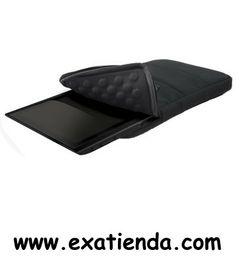 """Ya disponible Funda Sweex 7"""" tablet etui negra   (por sólo 16.89 € IVA incluído):   - Tipo: Sleeve -Dimensiones (Ancho x Alto x Largo): 213 x 145 x 29 mm - Compatibilidad tamaño de pantalla: 7 """" - Color: Negro -Materiales:Exterior Nylon, innerside EVA bubble pad  - P/N: YAC103 Garantía de 24 meses.  http://www.exabyteinformatica.com/tienda/2977-funda-sweex-7-tablet-etui-negra #maletin #exabyteinformatica"""