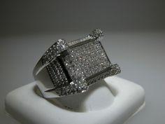 TNS Diamonds specializes in custom diamond work for watches and jewelry. Mens Pinky Ring, Pinky Rings, Diamond Rings, Diamond Jewelry, Ring Watch, Brilliant Diamond, Princess Cut Diamonds, Superior Quality, White Gold Diamonds