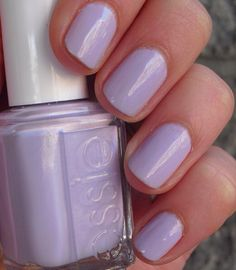 Essie: lilacism I have this on my nails right now