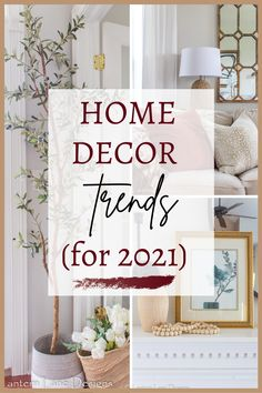 Home Decor Trends, Home Decor Styles, Decor Ideas, Styles Of Decorating, Decorating A New Home, Interior Decorating Styles, Family Room Decorating, Interior Designing, Decorating Ideas