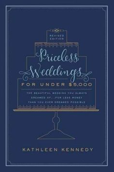 Become your own budget wedding planner with this classic…