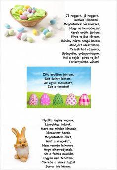 Poems, Easter, Spring, Poetry, Easter Activities, Verses, Poem
