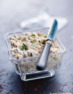 Rillettes de maquereaux au curry     - ELLE Mackerel curry spread