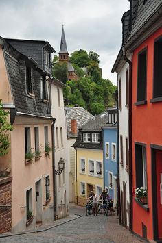 Saarburg, Germany | eddiemcfish - Flickr - Photo Sharing!