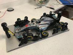 Ezt az F1-es modellt meg is lehet, sőt kell enni