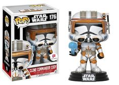 Have you seen this?? Star Wars - Clone... don't miss out http://www.collekt.co.uk/products/star-wars-clone-commander-cody-176?utm_campaign=social_autopilot&utm_source=pin&utm_medium=pin #Funko #funkopop #Funkouk