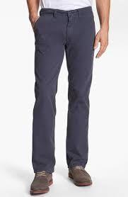 flat front trouser/pantalon sin pinzas