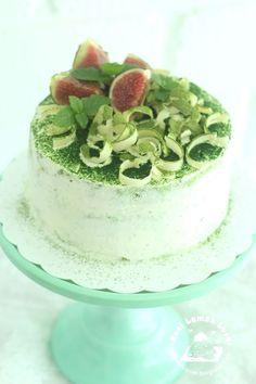 Nasi Lemak Lover: Matcha Sponge Cake 抹茶海绵蛋糕