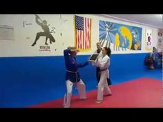 Atomic tae kwon do