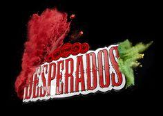 Desperados - logo study on Behance Neon Logo, Logos, Desktop, Workshop, Behance, Study, Neon Signs, Wallpaper, Heineken