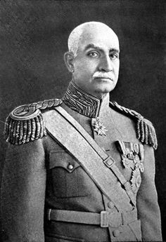 Reza Shah: The first Shah of Iran from the Pehlavi dynasty; he came from a modest family, joined the army and eventually led a coup against the ruling family and proclaimed himself shah