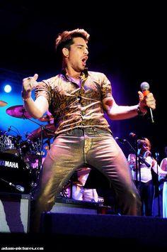 Adam Lambert- Glee