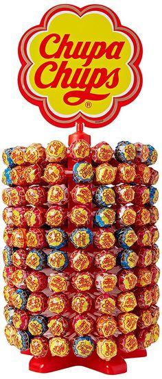 Chupa Chups Wheel of 200 Lollipops: Amazon.co.uk: Grocery