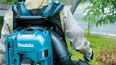 Backpack Leaf Blowers Makita EB7650TH Review