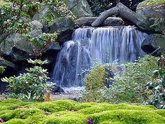 Waterfall in Poland- Poland Tourism
