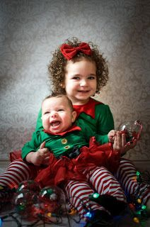 3 month girl session, Christmas children's photography, lifestyle photography, newborn, Christmas lights.