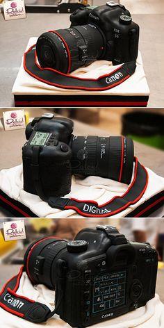 Camera Cake                                                       …