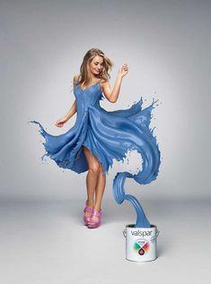 Lorett Foth is a multitalented artist that manipulates photos to create astonishing artworks. More photo manipulations via Abduzeedo Creative Advertising, Advertising Design, Advertising Poster, Advertising Campaign, Photoshop Photography, Creative Photography, Creative Photos, Creative Design, Foto Doodle